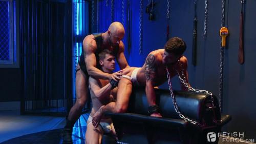 Gay BDSM Master Plan, Scene #03