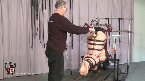 BDSM House of Gord -   Quadro-Fuck Evolves into Tread-mo-Fuck