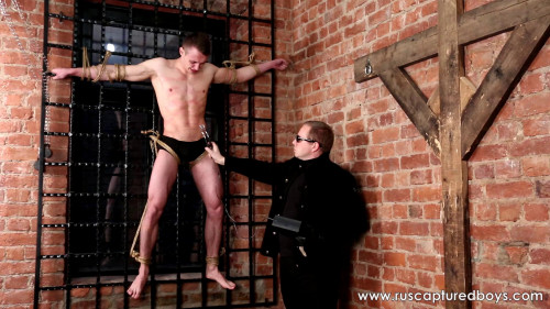 Gay BDSM Super Hot Collection 2017. 50 Best Clips RusCapturedBoys. Part 2.