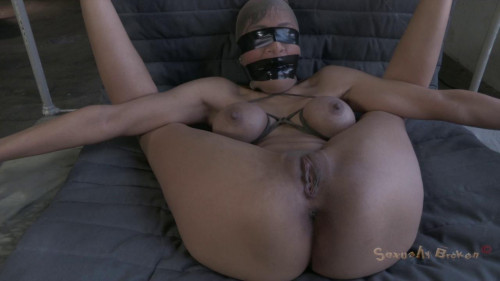 BDSM Masturbation Punishment-rough bdsm porn