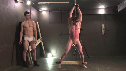Gay BDSM Nate Is Sexy Farm Boy Ep. 5