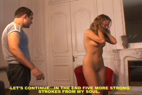 BDSM Exclusive Cool Magic Unreal Collection Of Russian Slaves. Part 3.