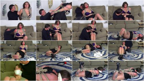 BDSM Cinched And Secured - Riley jane dancer