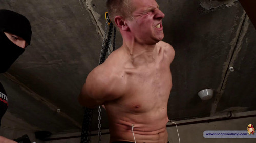 Gay BDSM RusCapturedBoys - From Home to the Dungeon - Part II