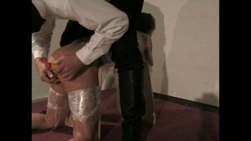 BDSM Master T. meets Katharina - New Session - Scene 1 - HD 720p