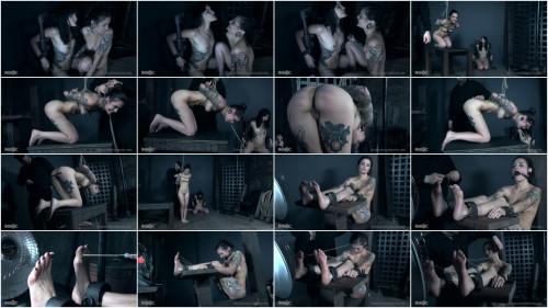BDSM Luna Lovely & Eden Sin Lovely Suffering: Part 2
