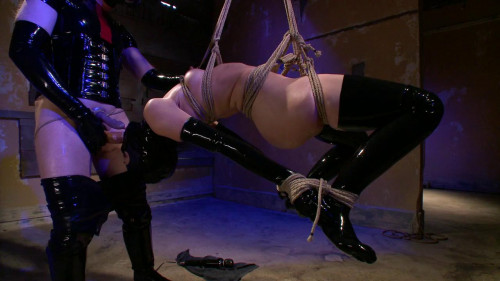 bdsm Latex Lust - Only Pain HD