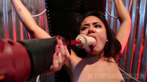 BDSM Doll House - Annie Cruz and Aiden Starr - HD 720p