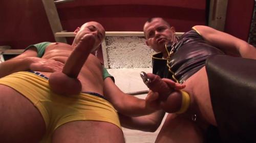 Gay BDSM Megapiss Part 1