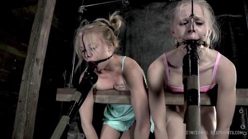 BDSM Flesh Circus -  Tracey Sweet and Sarah Jane Ceylon