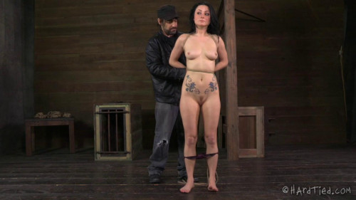 bdsm Veruca James Gets Rewarded With Intense Bondage Orgasms