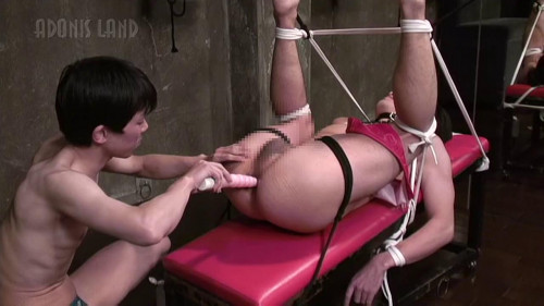 Gay BDSM SM 1001 Nights 19
