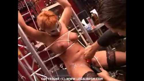 BDSM Acupuncture Pain and Suffering - Isabel
