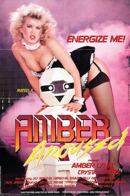 Amber Aroused - Amber Lynn, Crystal Breeze, Sasha Gabor (1985)