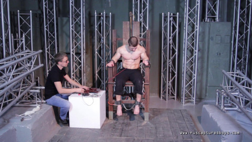 Gay BDSM Young Offender Pavel - Part II
