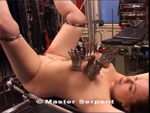 BDSM Torture Galaxy part 2