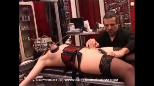 BDSM Acupuncture Pain and Suffering - Sarah