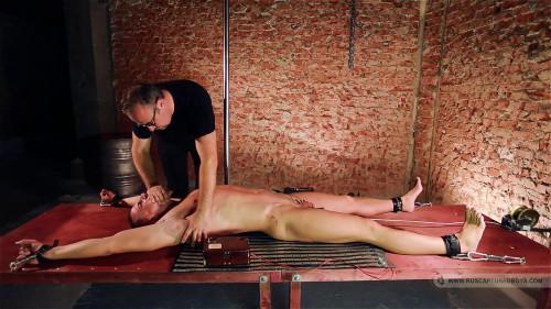Gay BDSM RusCapturedBoys - The Recruitment of an Employee - Part II