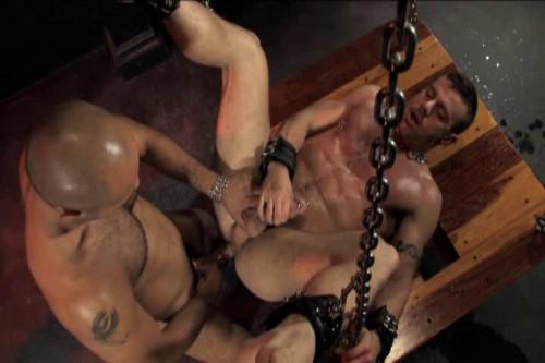 Gay BDSM Back Alley