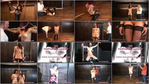 BDSM Breasts In Pain Vip Perfect Hot Magic Gold Collection. Part 1.