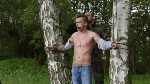 Gay BDSM Logan Taylor