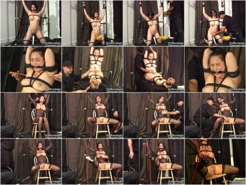 BDSM The Bondage Channel  Ticklish Orgasms Vol 11