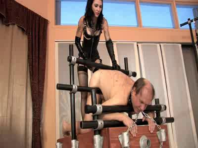 Femdom and Strapon Femdom Most Popular Subby Hubby Collection part 32
