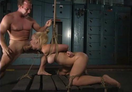 bdsm Stretching The Sex Slave