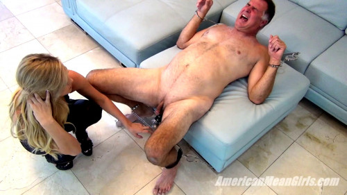 Femdom and Strapon Princess Chanel - Mail Order