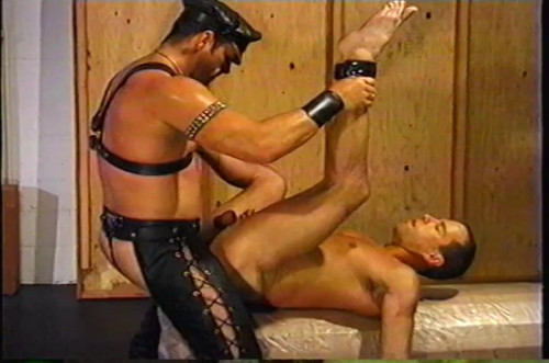 Gay BDSM Close Up Productions – A Taste of Torment (1998)