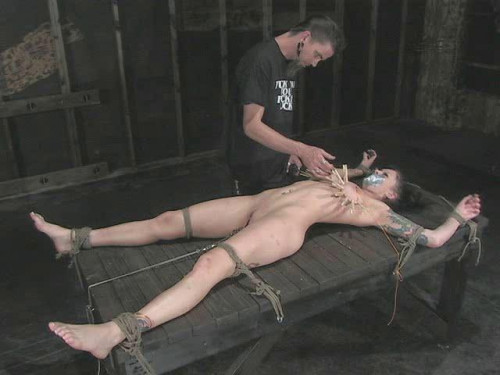BDSM Real BDSM and Rope Bondage part 6