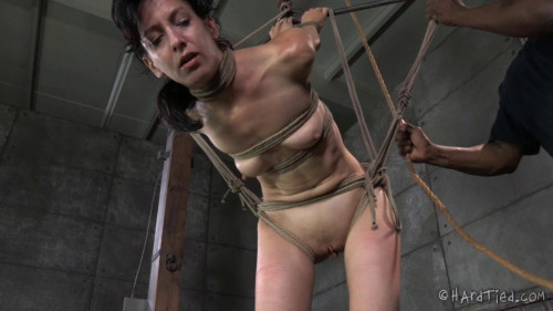 BDSM HT - Bondage Therapy, Part Two - Elise Graves and Jack Hammer