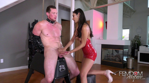 Femdom and Strapon Cock Reconditioning