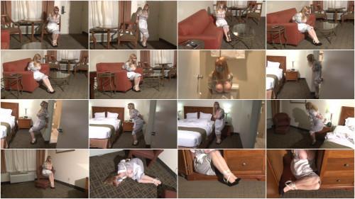 BDSM HD Bdsm Sex Videos Big Boob Hotel Maid Lorelei Hopping in Bondage