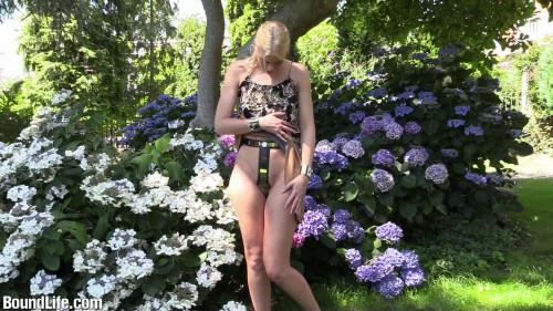 BDSM BoundLife - Summer in the garden [bl633]
