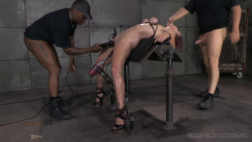 bdsm Bella Rossi Gets Totally Destroyed