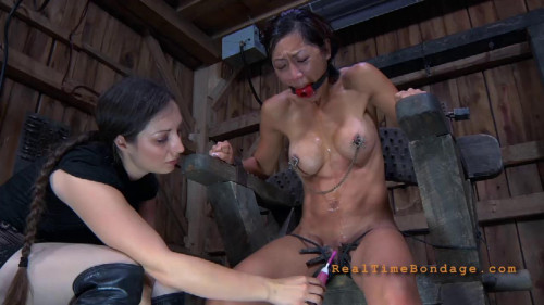 BDSM Tia Ling - Turd Says Part 2