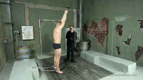 Gay BDSM RusCapturedBoys - Captured Soldier Nikolai II - Part I