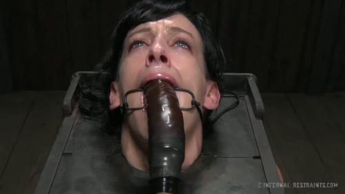 BDSM Tight bondage, strappado and torture for horny slavegirl part 3 Full HD 1080p