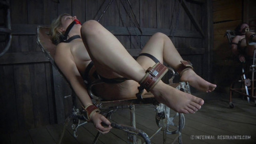 BDSM Bondage Is The New Black: Episode 1 - Harley Ace, Winnie Rider, Ashley Lane