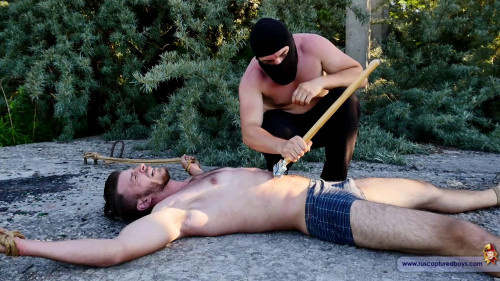 Gay BDSM RusCapturedBoys Fresh Meat for the Master. Part IV