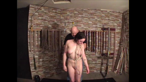 bdsm Manta Tied Spanked Caned