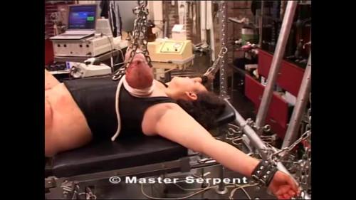 BDSM Beauty Alisha Visiting the Torture Galaxy