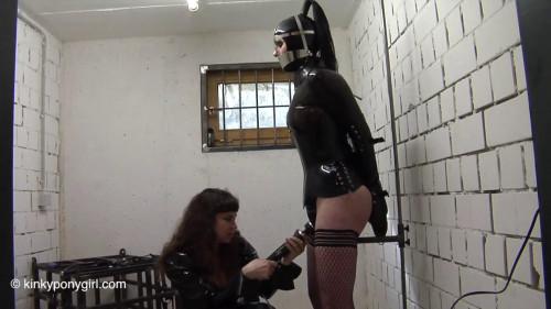 BDSM Latex HD Bdsm Sex Videos AR ST Ponygirl vol.2