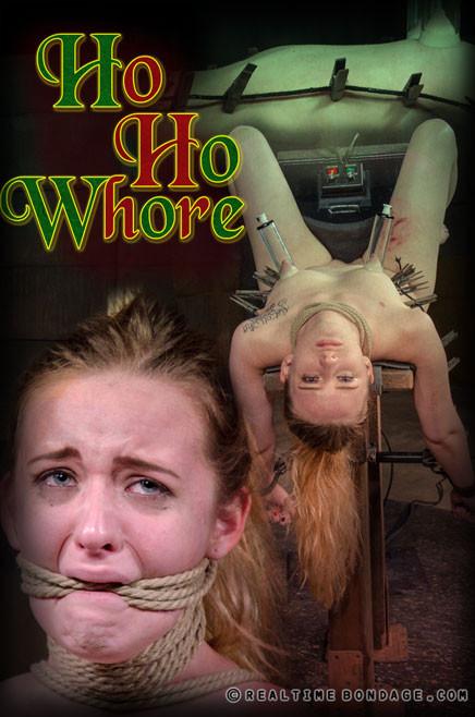 BDSM Ho, Ho, Whore Part 3 - Jessica Kay   Jack Hammer