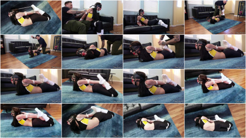 BDSM Alex Coal - Yoga Instructor Taken And Toe Tied