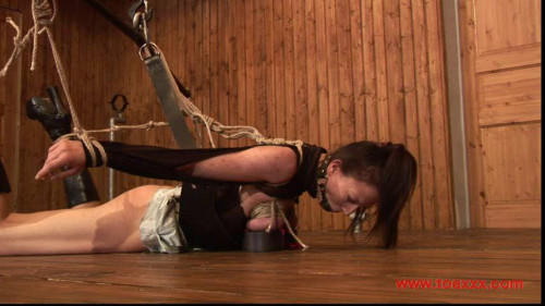 BDSM Perfect Hot Magic Gold Vip Collection Breasts In Pain. Part 1.
