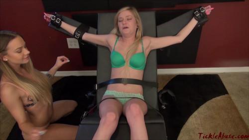 BDSM Chloe Foster Toe Tied