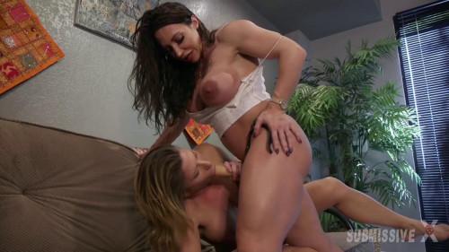 BDSM Cover Boss Reality TV Show Humilation for Bad Employee - Ariel X & Brandi Mae