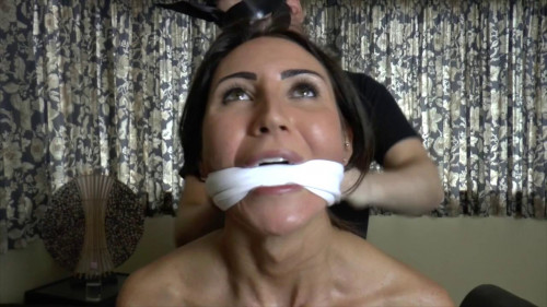 BDSM Show Me How Ticklish I Can Be!